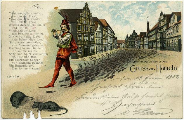 Egy 1902-es litográfia (Fotó: Wikipedia)
