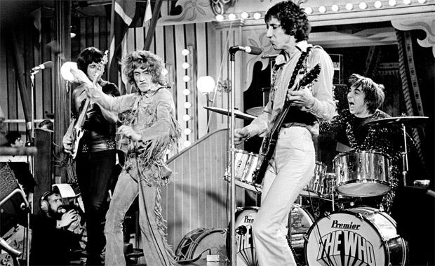 A The Who régen (Fotó: destructoid.com)