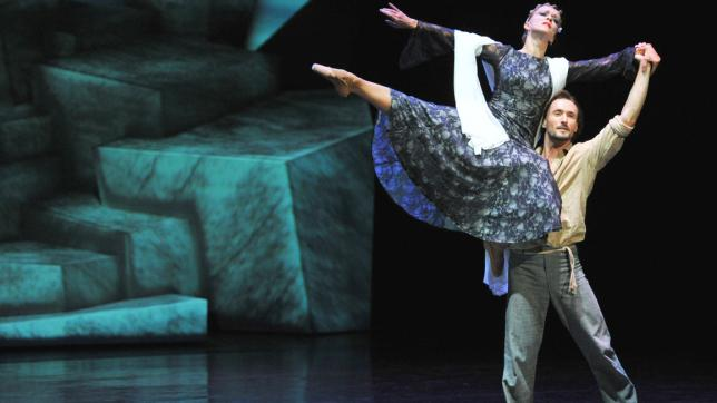 Zorba, a görög - táncműben (Fotó: szeged.hu)