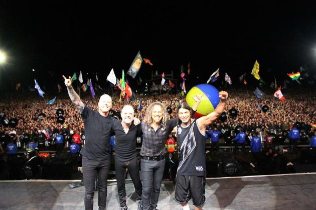 Fotó: metallica.com