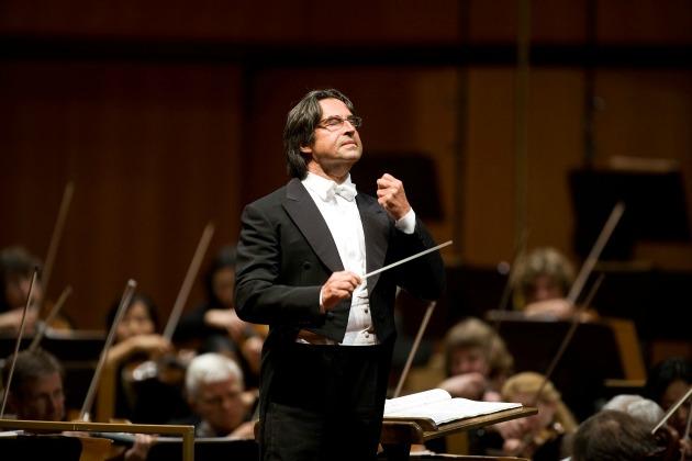 Riccardo Muti (Fotó: Todd Rosenberg Photography)
