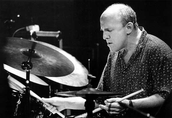 Adam Nussbaum (Fotó: drummerworld.com)