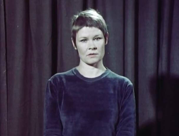 Judi Dench Radnótit szaval (Részlet a filmből)