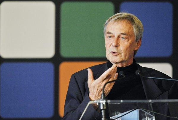Rubik Ernő (Fotó: MTI)