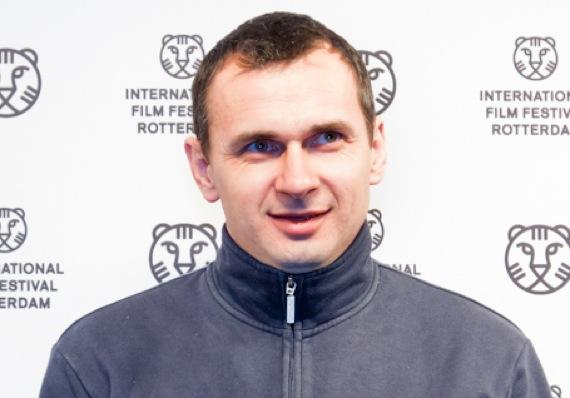 Oleg Szencov (Fotó: cineuropa.org)