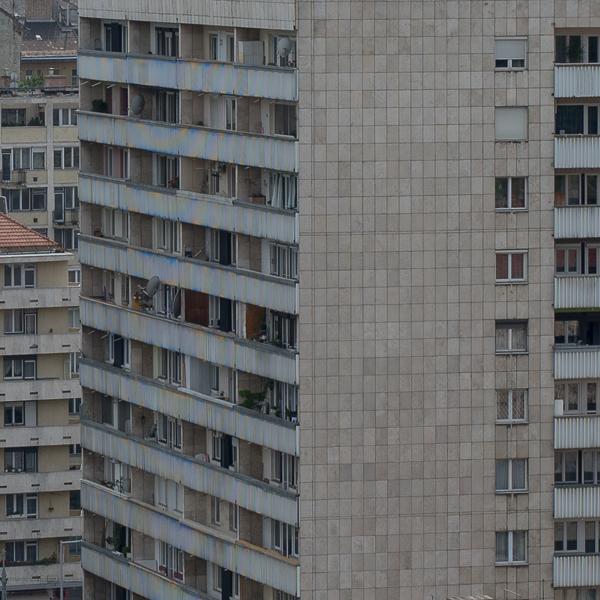 Marcelina Mace S. - Budapest négyzetekben