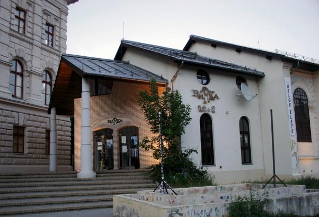 Bárka Színház (Fotó: szinhazkolonia.hu)
