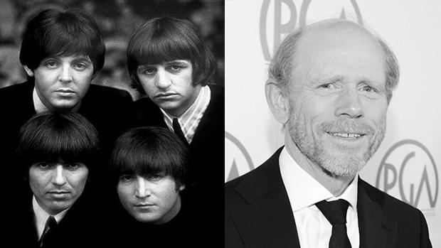 Beatles és Ron Howard (Fotó: fdrmx.com)