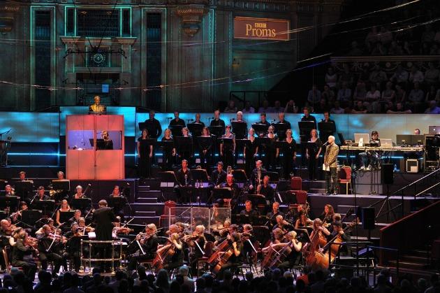 BBC Proms (Fotó: theartsdesk.com)