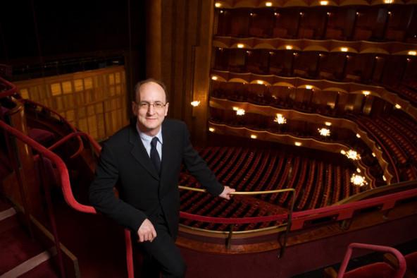 Peter Gelb vezérigazgató (Fotó: Dario Acosta/Metropolitan Opera)