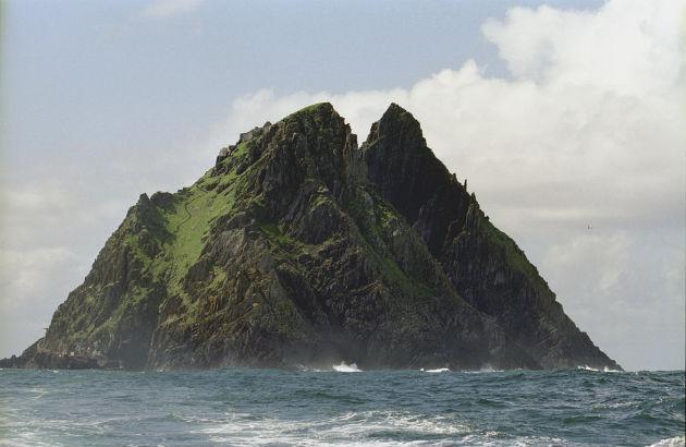 Skellig Michael-sziget