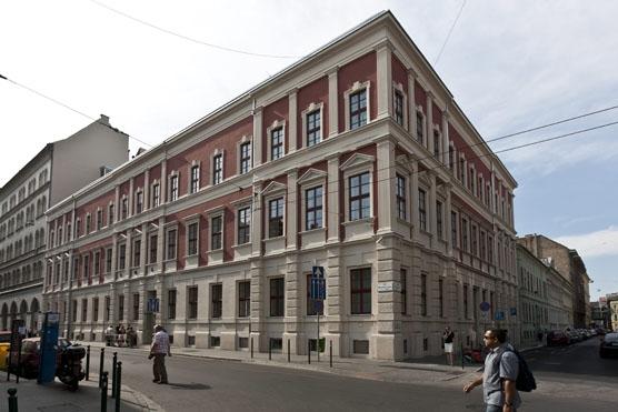 A Zeneakadémia Wesselényi utcai épülete