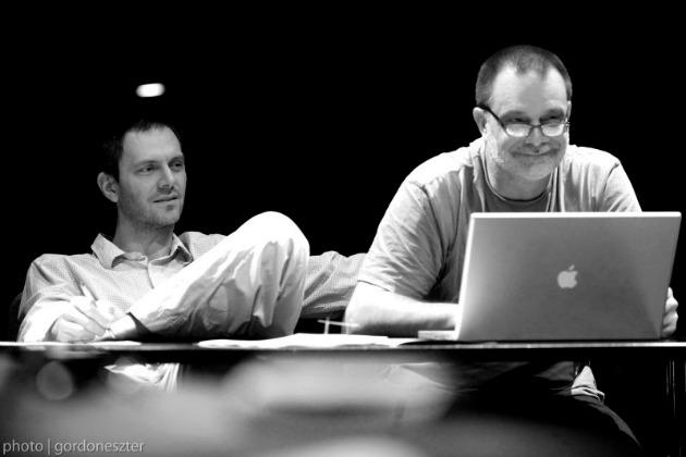 Mohácsi testvérek (Fotó: Gordon Eszter)