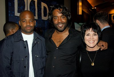 Lee Daniels, Damon Dash és Joyce DeWitt 2005-ben (Fotó: imdb.com)