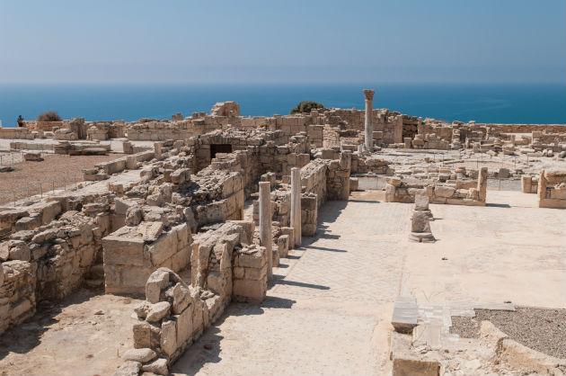 Kourion (Fotó: Wikipedia)
