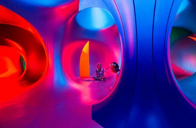Luminarium (Fotó: Csudai Sándor)