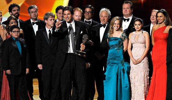 Modern család, a nagy esélyes (Fotó: therockatbc.com)