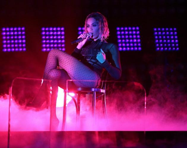 Beyoncé az idei MTV Music Video Awards abszolút győztese (Fotó: power991fm.com)