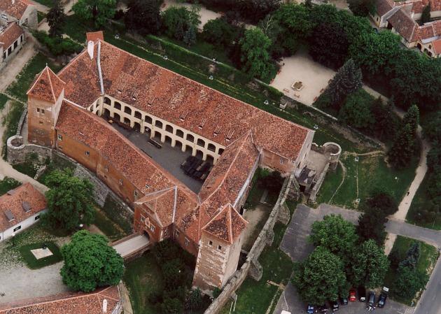 Kőszegi Vár (Fotó: hu.wikipedia.org)