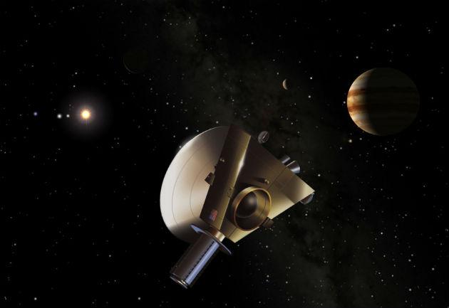 New Horizons (Fotó: hirado.hu/NASA)