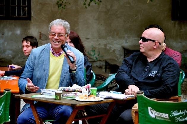 Solymos Antal és Török Ádám (Fotó: Rick Zsófi)