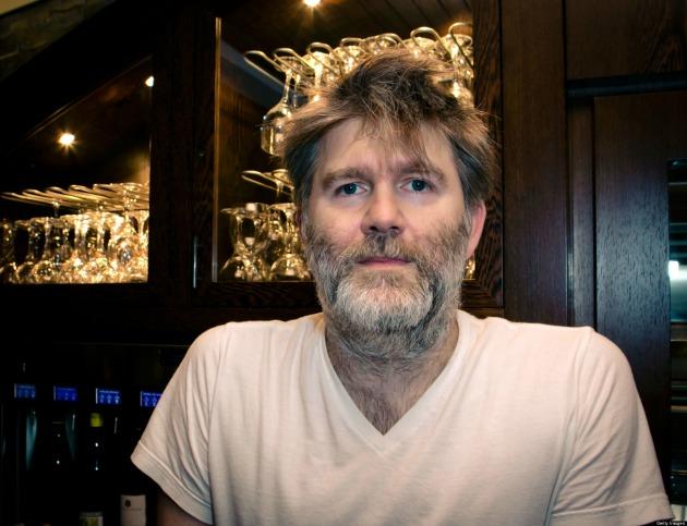 James Murphy (Fotó: ibero909.fm)