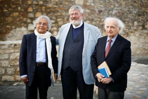 Adonis, Szőcs Géza és Yves Bonnefoy