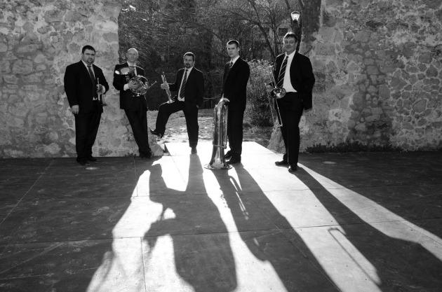 Symphonic Brass Quintet (Fotó: ordogkatlan.hu)