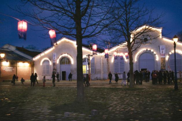 A Théatre du Soleil épülete (Fotó: mairie12.paris.fr)