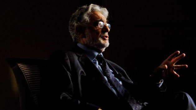 Plácido Domingo (MTI/EPA/Tracey Nearmy)