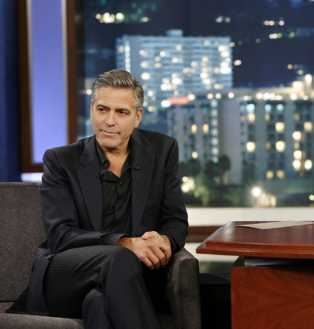 George Clooney (Fotó: Hirado.hu/Getty Images)