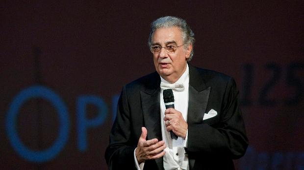 Placido Domingo (MTI Fotó: Szigetváry Zsolt)