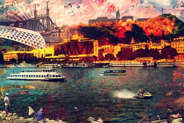 Petyka: Budapest Avangrade#9, 2011