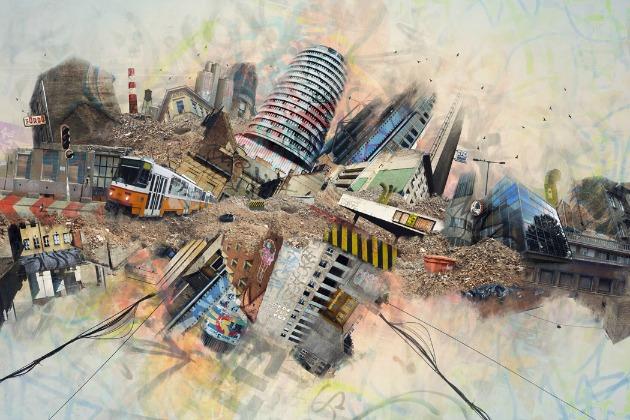 Petyka: Awakening city/Ébredő város, 2013