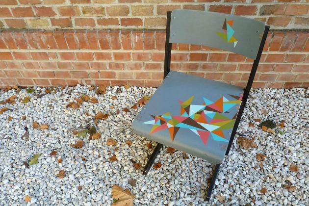 Petyka: Bauhaus szék, Design Hét 2012