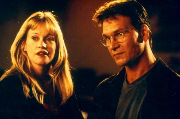 Melanie Griffith és Patrick Swayze a Forever Luluban