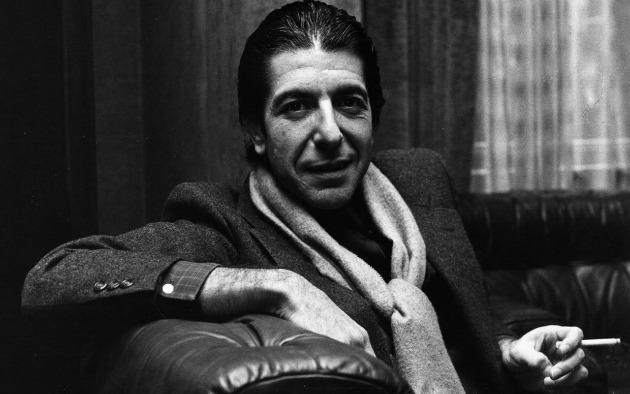 Leonard Cohen 1980-ban (Fotó: parade.condenast.com)