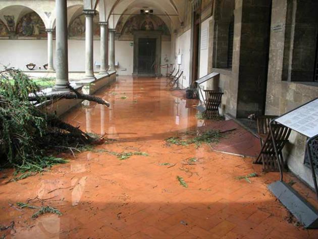 Museo Nazionale di San Marco (Fotó: theartnewspaper.com)
