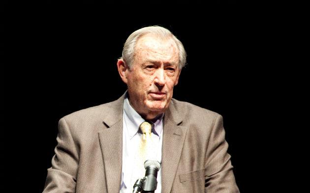 Richard Leakey (2010, Fotó: Ed Schipul/Wikipedia)