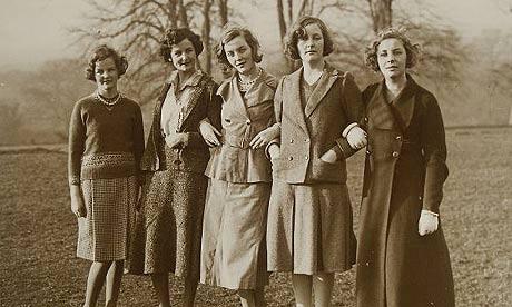 A Mitford nővérek (Fotó: en.wikipedia.org)
