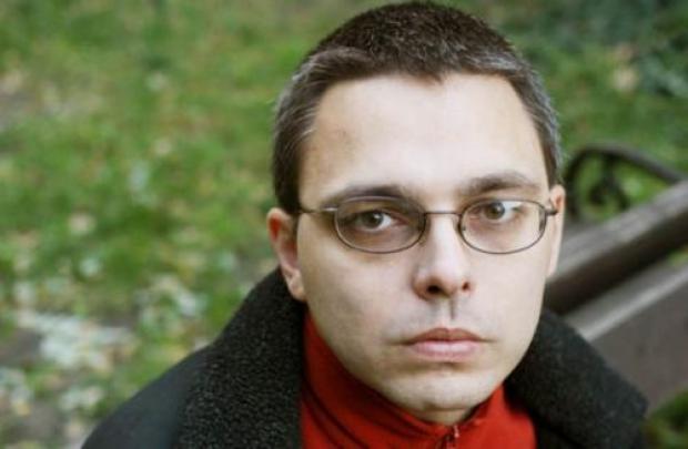 Dragomán György (Fotó: szeretlekmagyarorszag.hu)