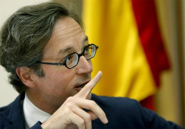 José María Lasalle kulturális államtitkár (fotó: alt1040.com)