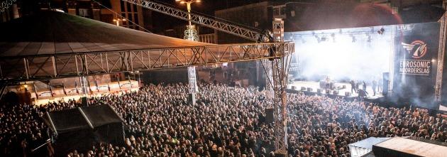 Eurosonic Noorderslag (Fotó: denisdoeland.com)