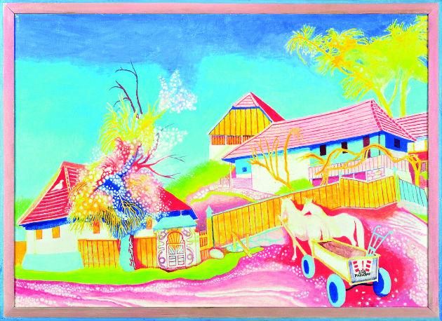 Nyárádselyei házak (2006)