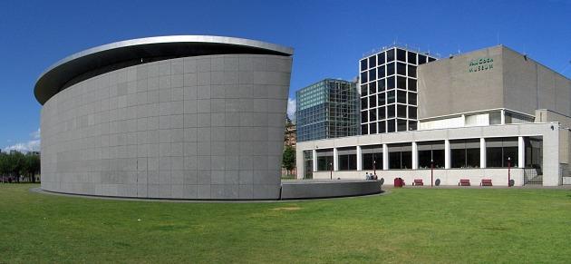 Van Gogh Múzeum, Amszterdam (Fotó: en.wikipedia.org)
