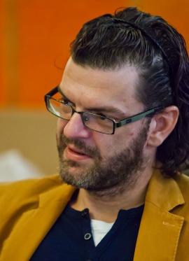 Gergye Krisztián (Fotó: Mészáros Dániel)