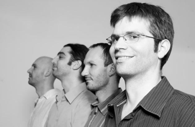 Bacsó Kristóf Quartet (Fotó: info.bmc.hu)