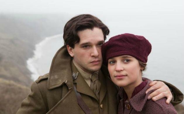 Kit Harrington és Alicia Vikander (Fotó: protagonistpictures.com)