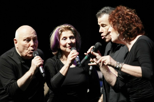 Manhattan Transfer: Tim Hauser, Janis Siegel, Alan Paul és Cheryl Bentyne (Fotó: popcultureblog.dallasnews.com)