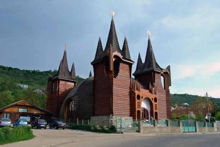 Kolozsvári templom
